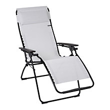 Buy Lafuma Futura Outdoor Lounge Chair Online at johnlewis.com