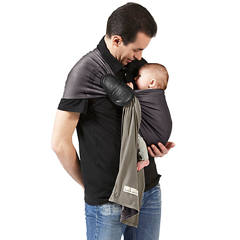 buy je porte mon bebe baby wrap without a knot lewis