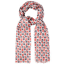 Buy White Stuff Racoon Scarf, Multi Online at johnlewis.com