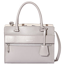 Buy Modalu Erin Leather Small Grab Bag Online at johnlewis.com