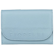 Buy Fiorelli Zoe Leather Flapover Purse Online at johnlewis.com