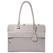 Buy Modalu Erin Leather Structured Tote Bag Online at johnlewis.com