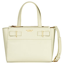 Buy Modalu Belle Leather Small Grab Bag Online at johnlewis.com
