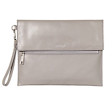 Buy Modalu Erin Leather Clutch Online at johnlewis.com