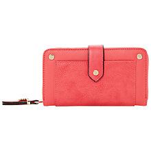Buy Dune Kayla Colour Block Panel Strap Detail Purse Online at johnlewis.com