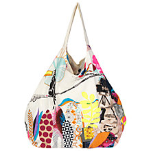 Buy Becksondergaard O-Mansion LA Sun Hobo Bag, Multi Online at johnlewis.com