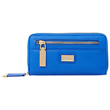 Buy Dune Kipblock Zip Detail Purse Online at johnlewis.com