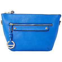 Buy Dune Destiny Across Body Bag, Blue Online at johnlewis.com