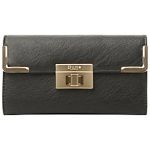 Buy Dune Korina Metal Corner Detail Purse Online at johnlewis.com
