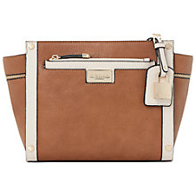 Buy Dune Diniwing Mini Winged Shoulder Bag, Tan Online at johnlewis.com