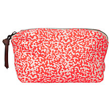 Buy Becksondergaard O-Cornelia Pouch Bag, Orange Online at johnlewis.com