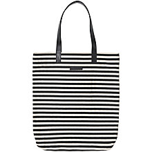 Buy Becksondergaard O-Tote Lines Tote Bag Online at johnlewis.com