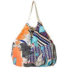 Buy Becksondergaard O-Mansion Geometric Hobo Bag, Multi Online at johnlewis.com