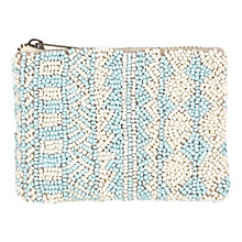 Buy Becksondergaard O-Juliette Beaded Purse Online at johnlewis.com