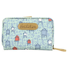 Buy Brakeburn Beach Hut Wallet, Green Online at johnlewis.com