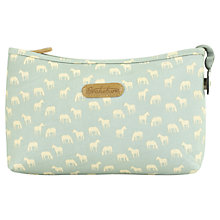 Buy Brakeburn Horses Wash Bag, Blue Online at johnlewis.com