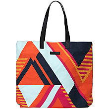 Buy Becksondergaard Geometric Tote Bag Online at johnlewis.com