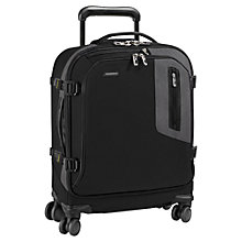 Buy Briggs & Riley BU221SPW International Wide Body 4-Wheel Cabin Suitcase, Black Online at johnlewis.com