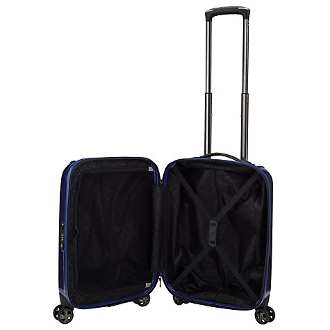Buy John Lewis Monaco II 4-Wheel Cabin Suitcase Online at johnlewis.com