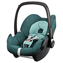 Buy Maxi-Cosi Pebble Group 0+ Baby Car Seat, Novel Nile Online at johnlewis.com