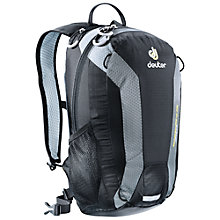 Buy Deuter Speed Lite 15 Backpack, Black/Grey Online at johnlewis.com