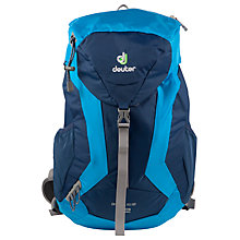 Buy Deuter AC Lite 22 Backpack, Blue Online at johnlewis.com