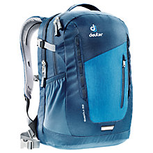 Buy Deuter StepOut 22L Backpack, Bay Dresscode Midnight Online at johnlewis.com