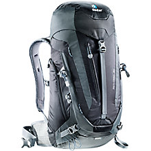 Buy Deuter Act Trail 30SL Backpack, Black/Granite Online at johnlewis.com