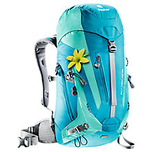 Buy Deuter ACT Trail 22L SL Ladies Hiking Backpack, Blue/Green Online at johnlewis.com