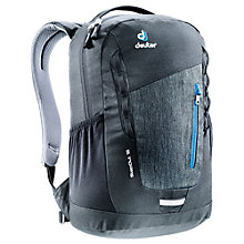 Buy Deuter StepOut 16L Backpack, Dresscode Black Online at johnlewis.com