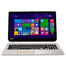 "Buy Toshiba Satellite S50-B-15U Laptop, Intel Core i5, 8GB RAM, 1TB, 15.6"", Metallic Online at johnlewis.com"