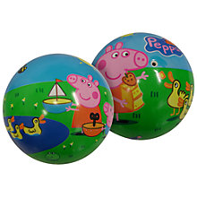 Buy Peppa Pig Ball Online at johnlewis.com