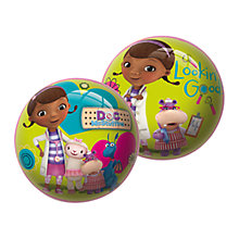 Buy Doc McStuffins Ball Online at johnlewis.com