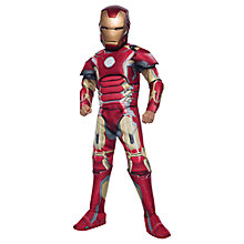 Buy Iron Man Dressing-Up Costume Online at johnlewis.com