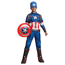Buy Captain America Dressing-Up Costume Online at johnlewis.com