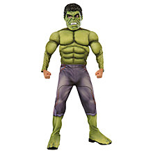 Buy The Incredible Hulk Dressing-Up Costume Online at johnlewis.com