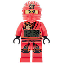 Buy LEGO Ninjago Kai Clock Online at johnlewis.com