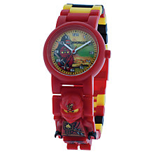 Buy LEGO Ninjago Kai Watch Online at johnlewis.com