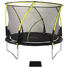 Buy Plum Products Whirlwind Trampoline and Cover, 8ft Online at johnlewis.com