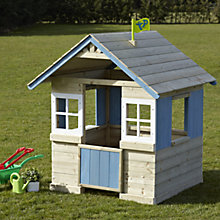 Buy TP Toys TP328 Bramble Cottage Wooden Playhouse Online at johnlewis.com