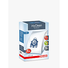 Buy HyClean GN 3D Efficiency Vacuum Cleaner Bag Online at johnlewis.com