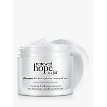 Buy Philosophy Renewed Hope In a Jar, 60ml Online at johnlewis.com