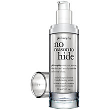 Buy Philosophy No Reason To Hide A/A Day Moisturiser, 30ml Online at johnlewis.com