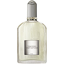 Buy TOM FORD Grey Vetiver Eau de Toilette, 50ml Online at johnlewis.com