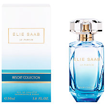 Buy Elie Saab Resort Collection Eau de Toilette, 50ml Online at johnlewis.com