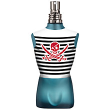 Buy Jean Paul Gaultier Le Male Pirate Edition Eau de Toilette, 75ml Online at johnlewis.com