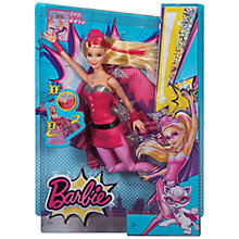 Buy Barbie Superhero To Princess Doll Online at johnlewis.com