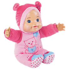 Buy VTech Little Love Baby Peek-a-Boo Talk Doll Online at johnlewis.com