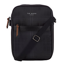 Buy Ted Baker Roxbery Small Flight Bag Online at johnlewis.com