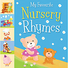Buy Little Tiger Kids My Favourite Nursery Rhymes Online at johnlewis.com
